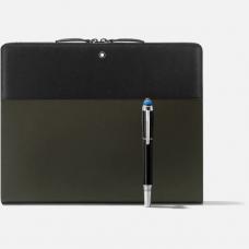 Montblanc Augmented Paper Sartorial Jet khaki
