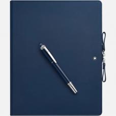 Montblanc Augmented Paper et StarWalker Blue Planet