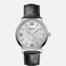 Montblanc Tradition Automatic Date 40 mm Grey