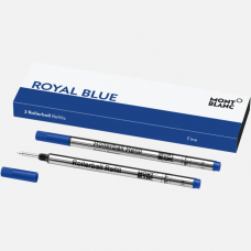 Recharge pour Rollerball (F) Royal Blue