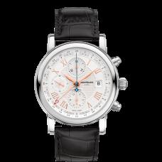 "Montblanc Star Roman Chronograph UTC Automatic ""Carpe Diem"" Special Edition"