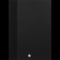 2 carnets 146 Montblanc Fine Stationery Slim avec pages blanches, pour papier augmenté