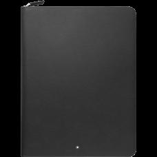 Cahier de notes zippé grand modèle Montblanc Sartorial