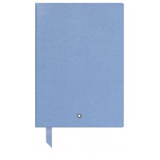 Carnet #146 Montblanc Fine Stationery, Light blue, avec lignes