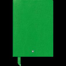 Carnet #146 Montblanc Fine Stationery, Green, avec lignes