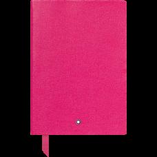 Carnet #146 Montblanc Fine Stationery, Pink, avec lignes