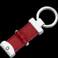 Porte-clés avec système à pivot Montblanc Sartorial Rouge
