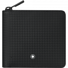 Portefeuille 4cc avec zip circulaire et porte-monnaie Montblanc Extreme 2.0