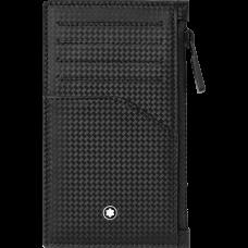 Porte-cartes 5cc avec poche zippée Montblanc Extreme 2.0