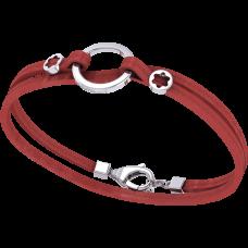 Bracelet Wrap Me Rouge