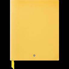Cahier à dessin 149 jaune  moutarde