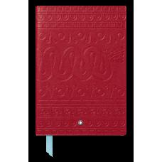Carnet 146, Hommage à Moctezuma I
