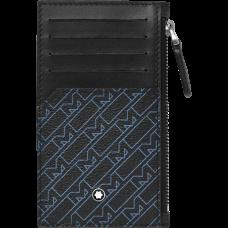 Porte-cartes 5cc zippé Montblanc M_Gram 4810