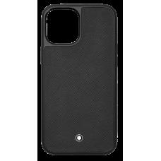 Étui rigide Montblanc Sartorial pour iPhone Apple 12 Pro Max