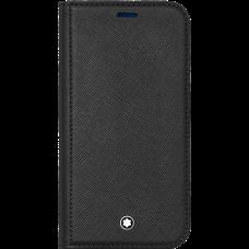 Étui à rabat  Montblanc Sartorial pour iPhone Apple 12 Mini